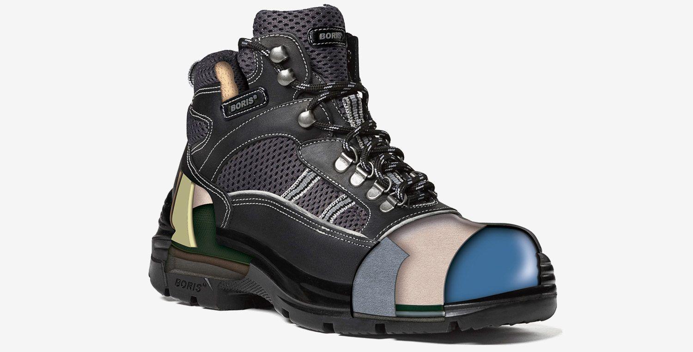 El calzado de seguridad como epp blog el insignia - Calzados de seguridad ...