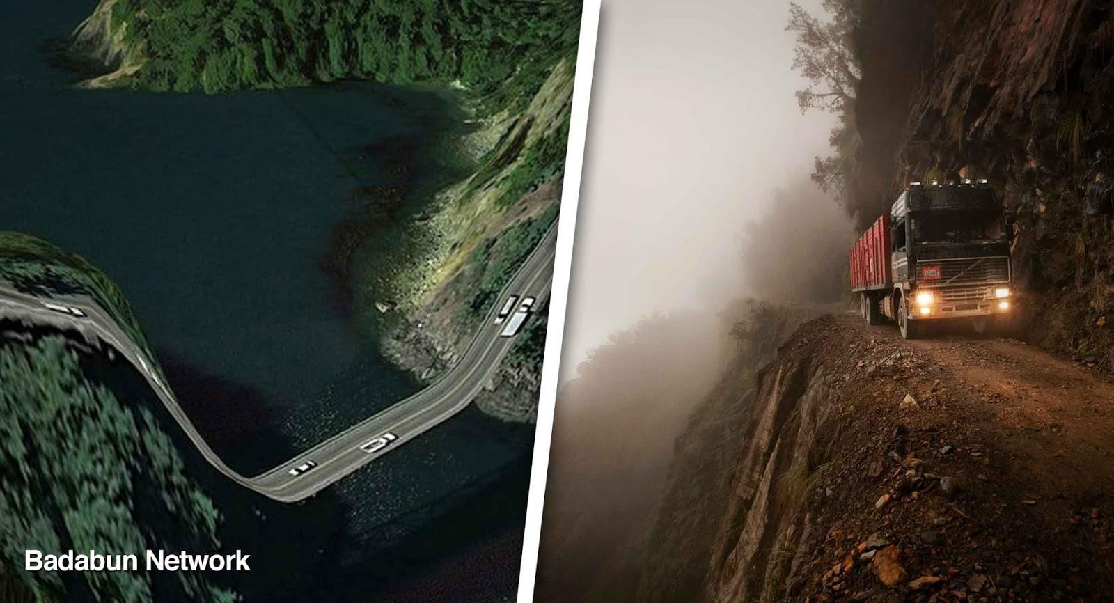 Los caminos más peligrosos del mundo   Blog El Insignia